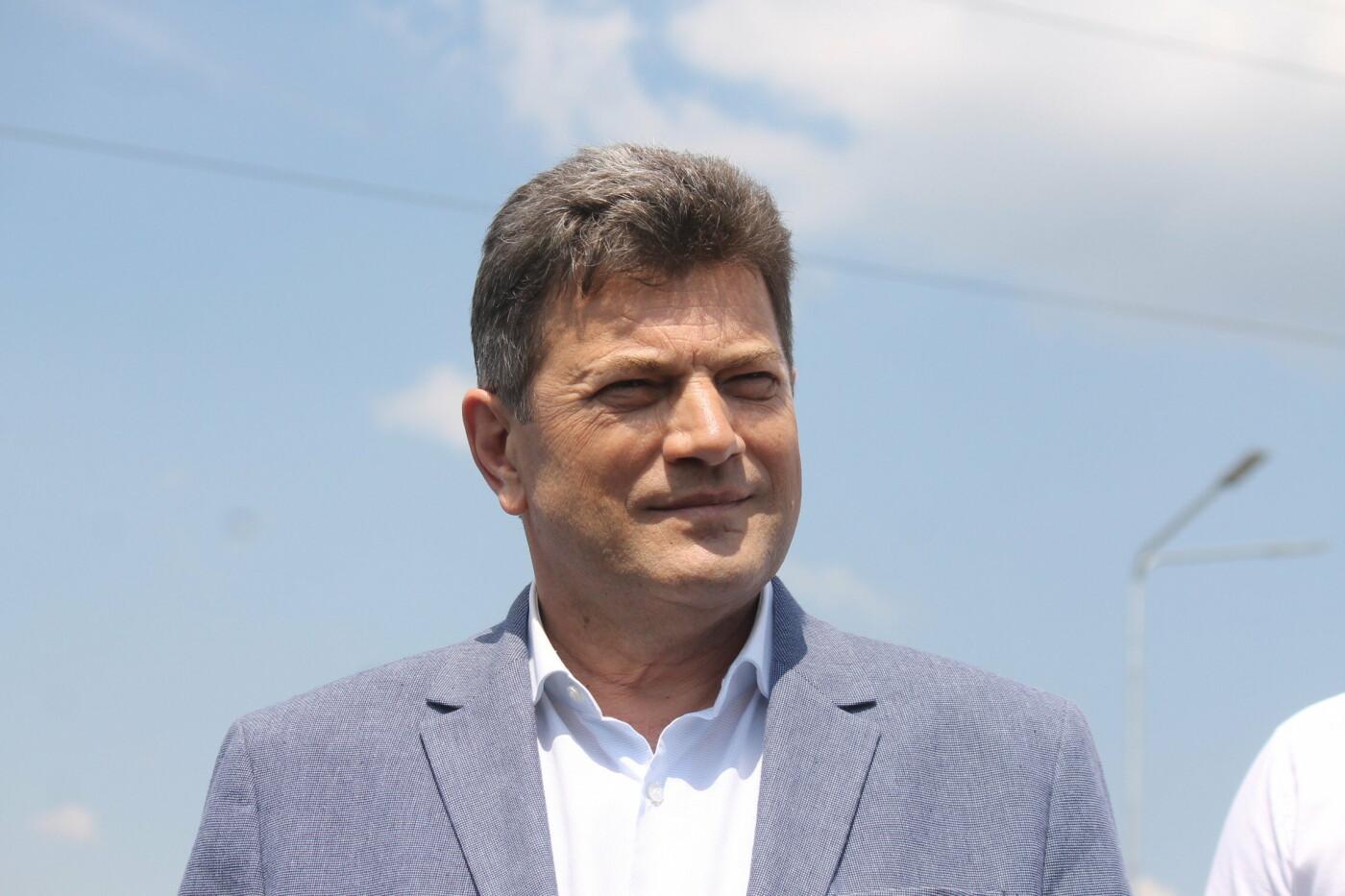В Заводском районе Запорожья построили новую магистраль европейского качества, фото-4