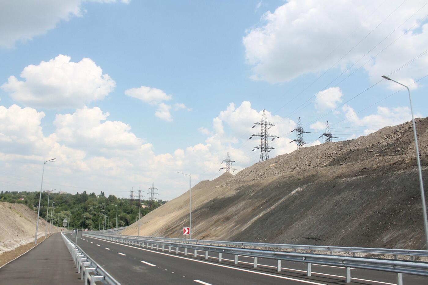 В Заводском районе Запорожья построили новую магистраль европейского качества, фото-11