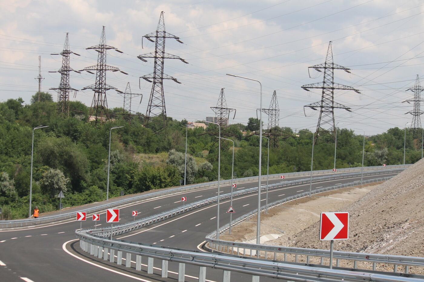 В Заводском районе Запорожья построили новую магистраль европейского качества, фото-8