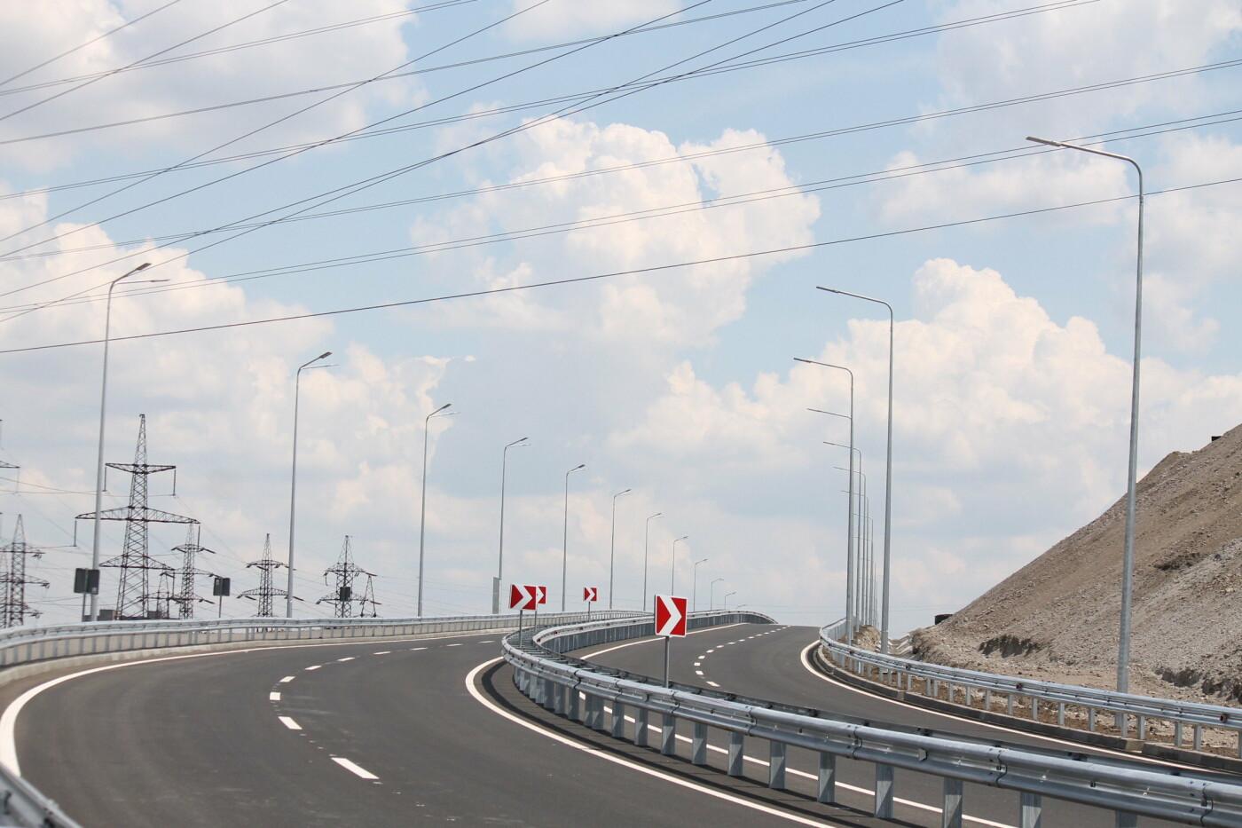В Заводском районе Запорожья построили новую магистраль европейского качества, фото-10