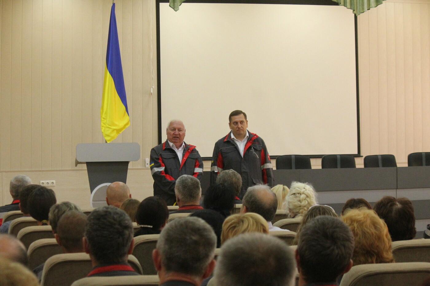 Запорожские металлурги на выборах поддерживают команду Владимира Буряка, фото-3