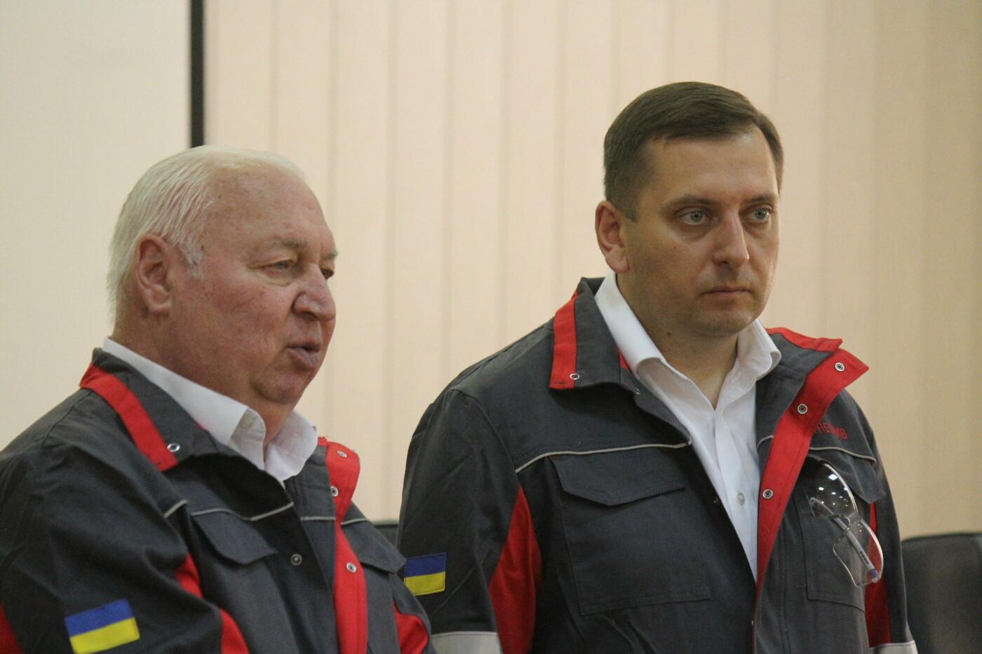 Запорожские металлурги на выборах поддерживают команду Владимира Буряка, фото-4