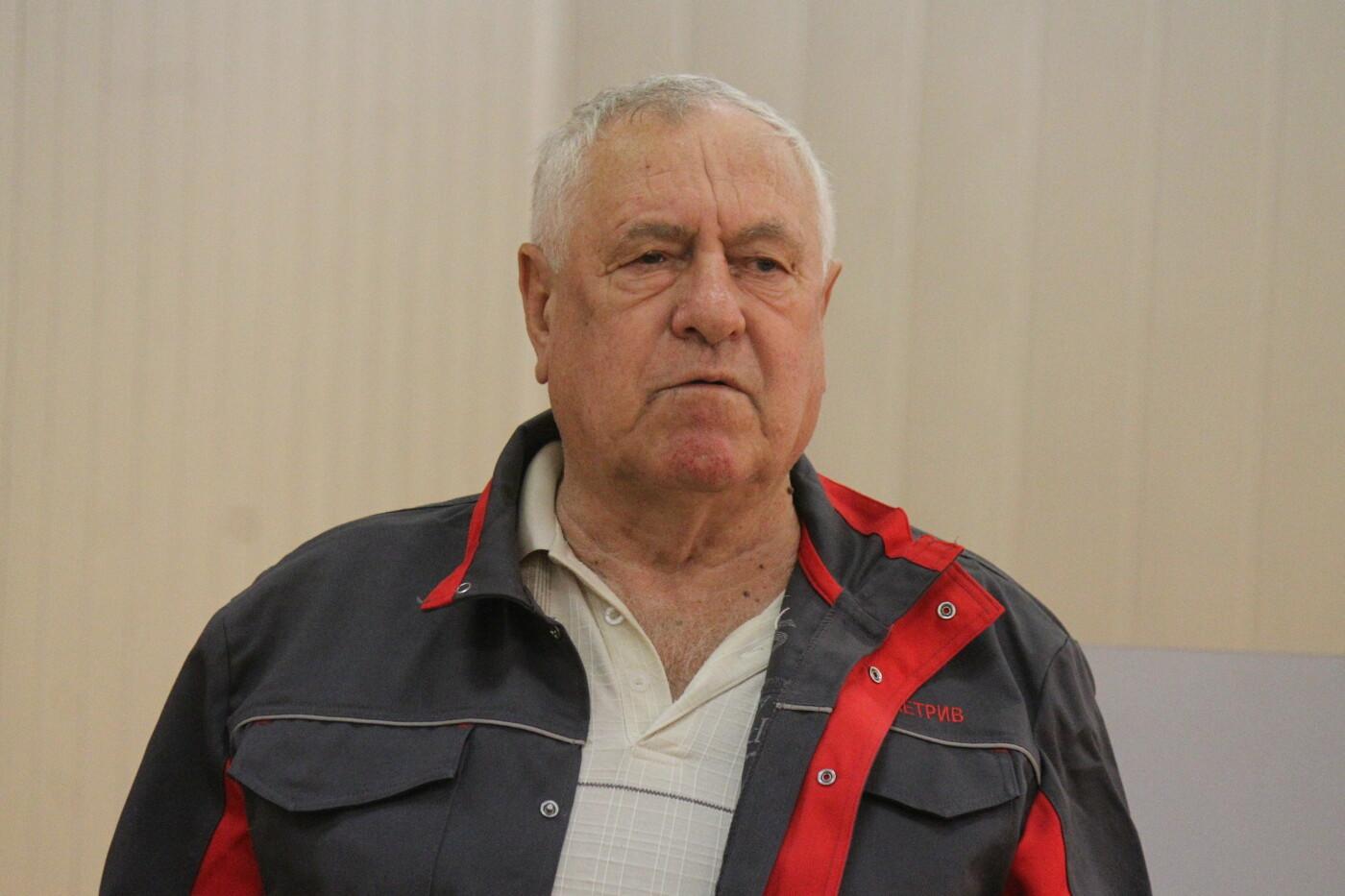 Запорожские металлурги на выборах поддерживают команду Владимира Буряка, фото-8