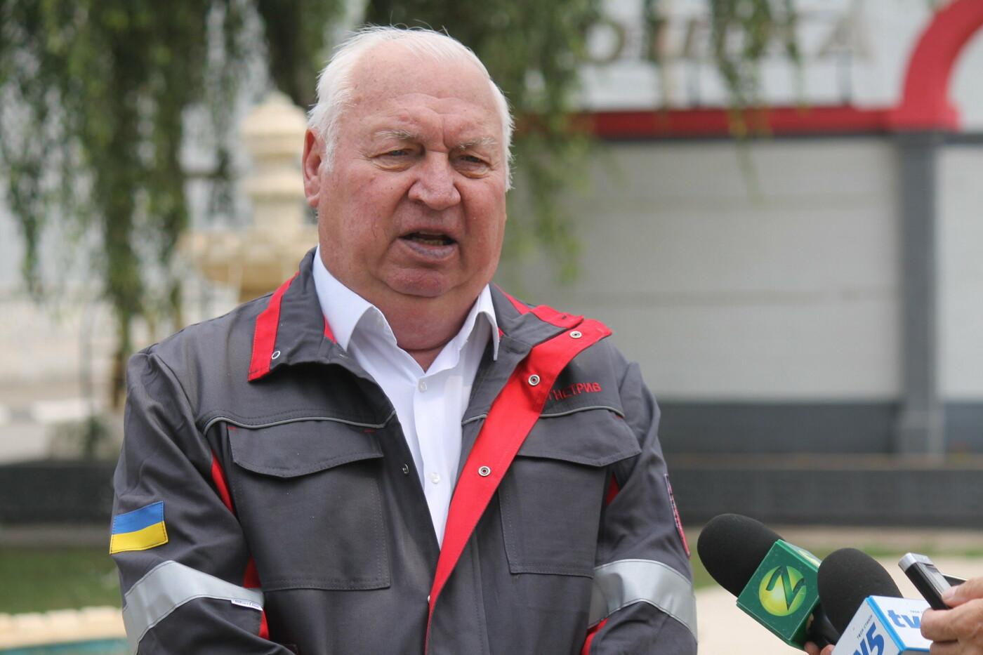 Запорожские металлурги на выборах поддерживают команду Владимира Буряка, фото-5