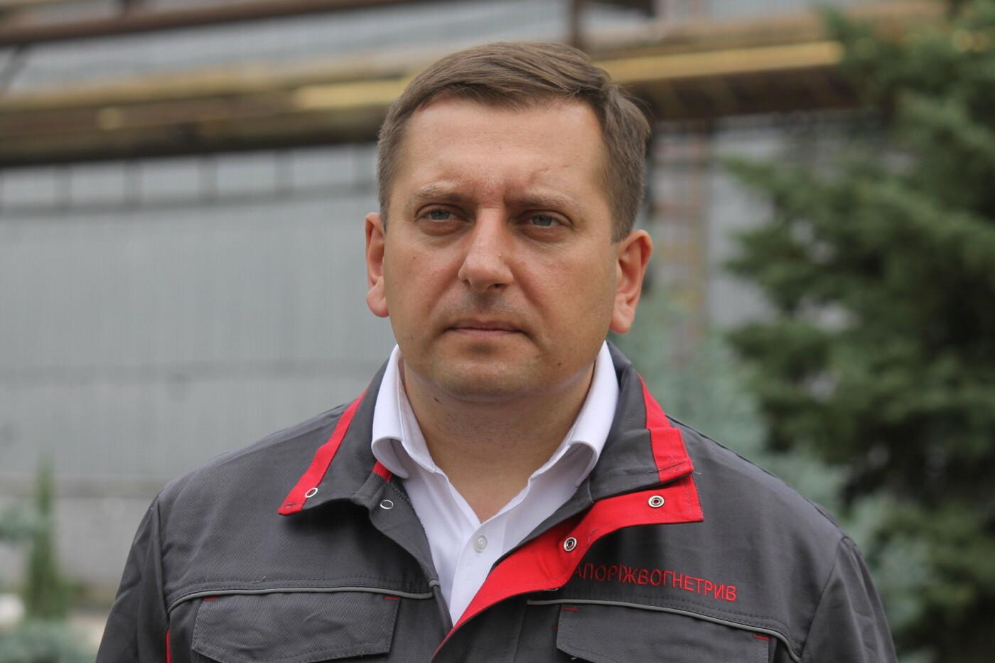 Запорожские металлурги на выборах поддерживают команду Владимира Буряка, фото-9