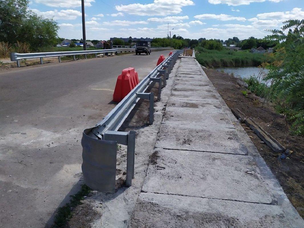 В Запорожской области заканчивают аварийный ремонт моста, – ФОТО  , фото-2