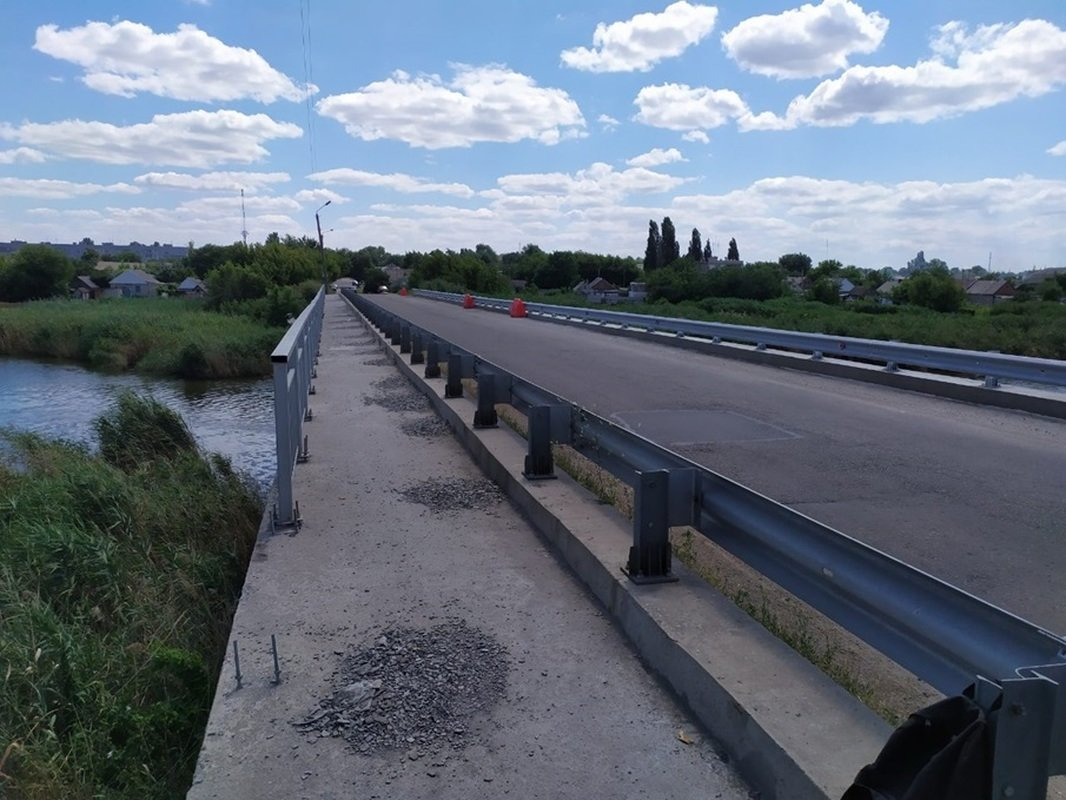 В Запорожской области заканчивают аварийный ремонт моста, – ФОТО  , фото-3