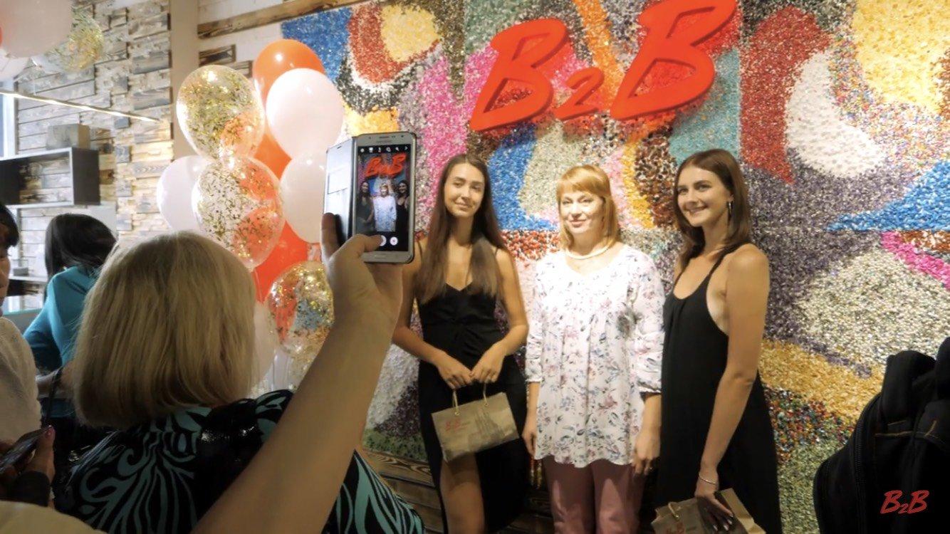 открытие магазина b2b.jewelry в Запорожье