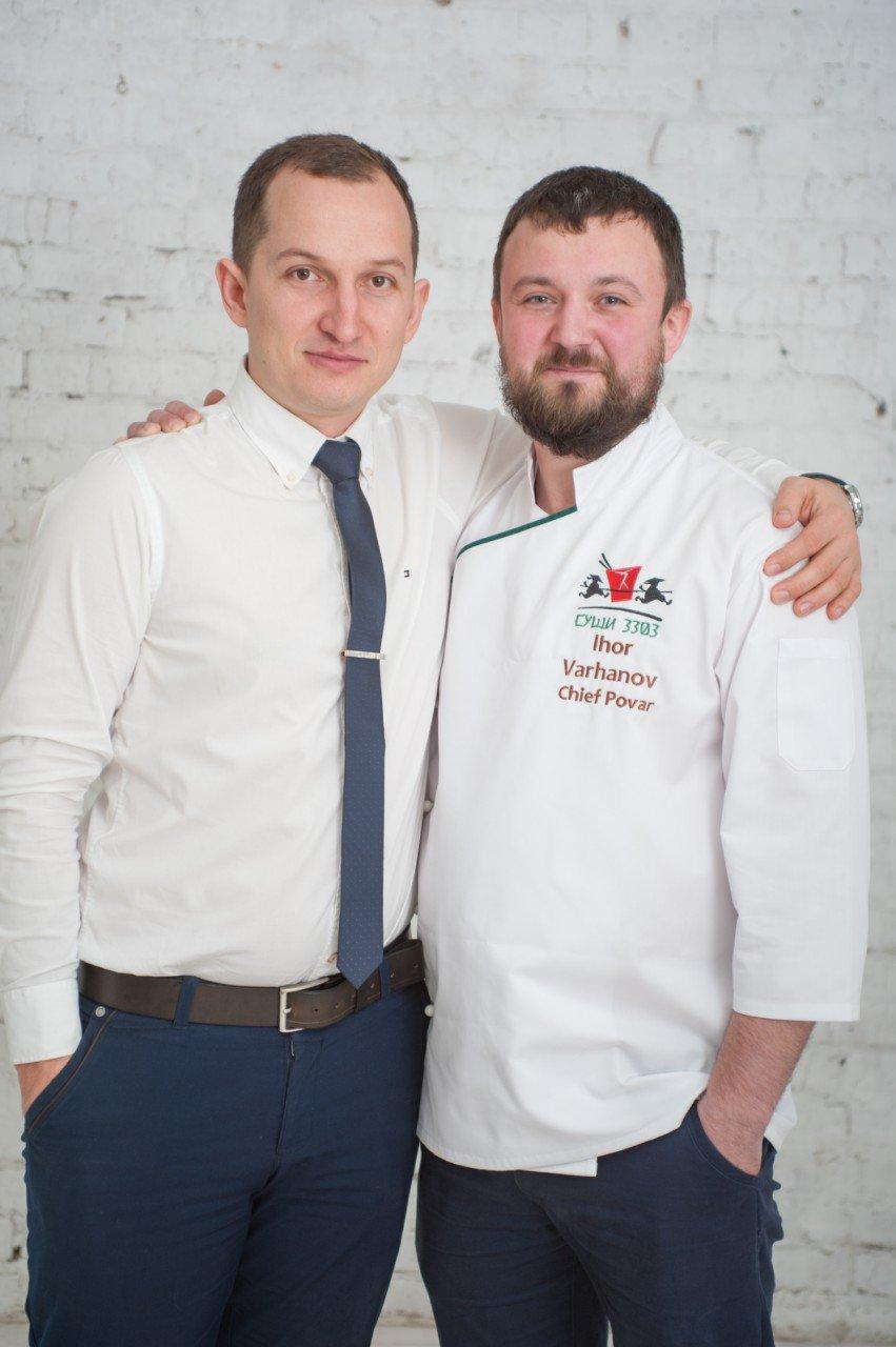 """Владелец SUSHI 3303 Дмитрий Москаленко: """"Мы создали рынок доставки в Запорожье и продолжаем масштабироваться"""", фото-4"""