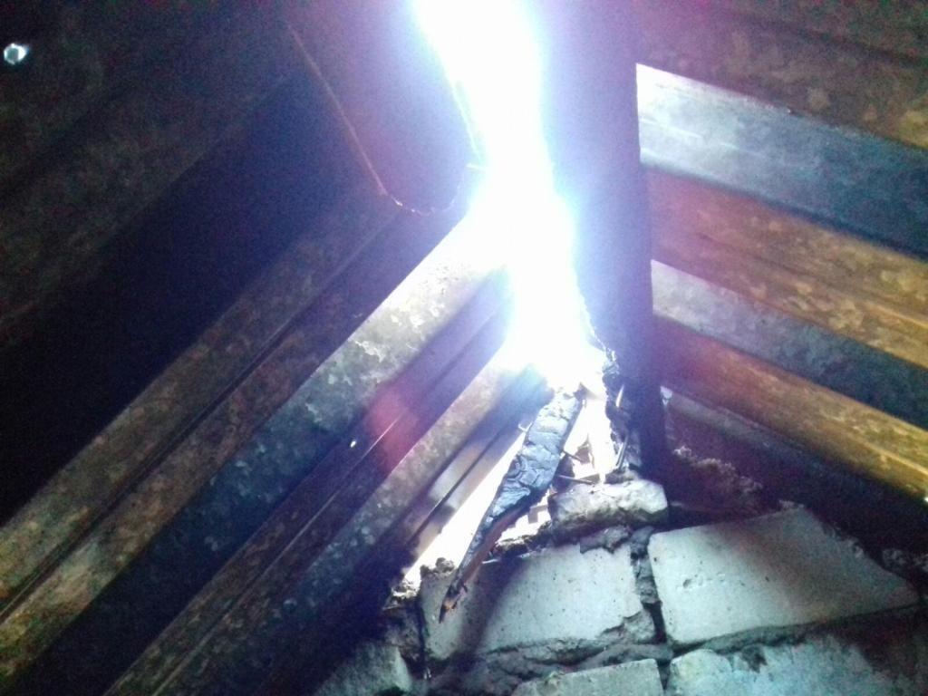 В Мелитополе за сутки спасатели дважды выезжали на вызовы о пожарах в частных домах, - ФОТО, фото-2