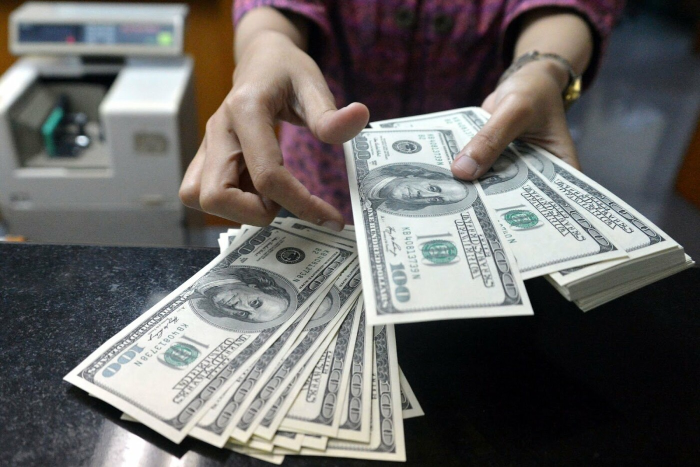 Обмен денежных средств в Кривом Роге, фото-1