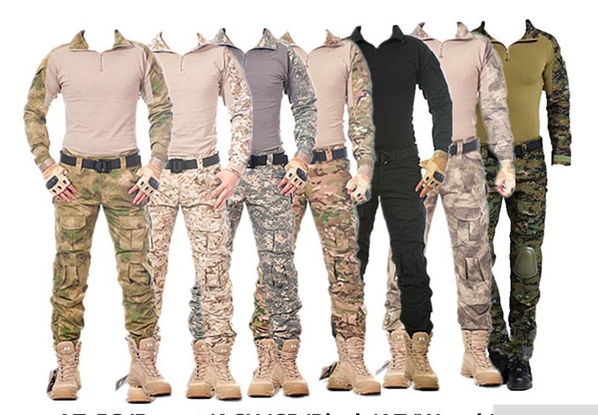 Тактическая и военная одежда, фото-1