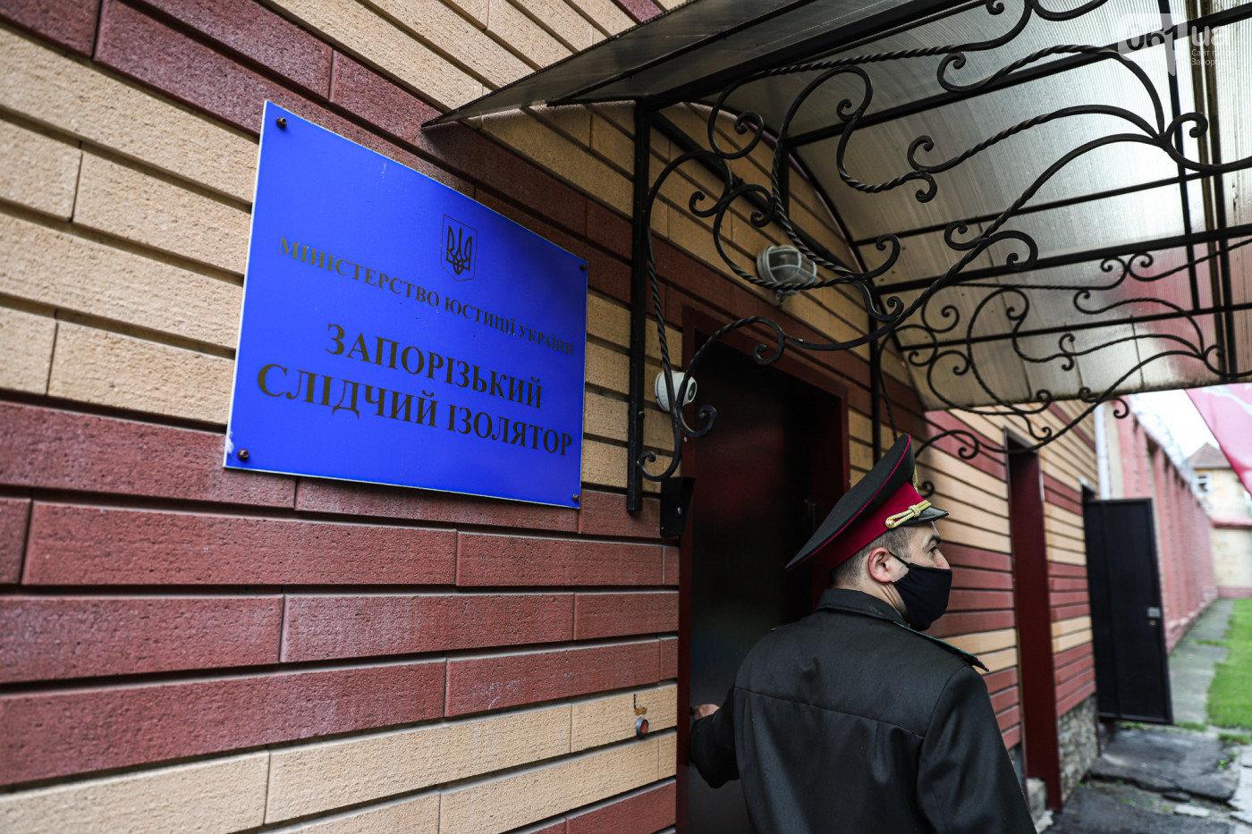 В Запорожском СИЗО один заключенный выкупил все места в VIP-камере, фото-9