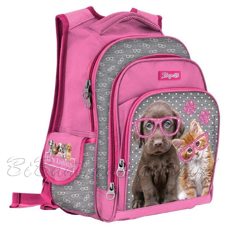 Рюкзак 1 Вересня девочки 1