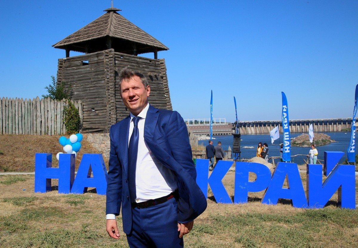 Пусть молодеет и расцветает мой родной Запорожский край: в Запорожье представили кандидатов в депутаты на местные выборы, фото-5