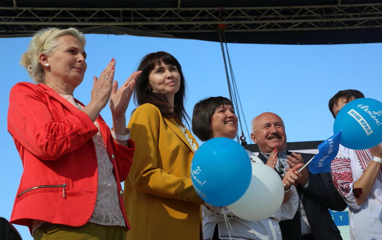 Пусть молодеет и расцветает мой родной Запорожский край: в Запорожье представили кандидатов в депутаты на местные выборы, фото-7