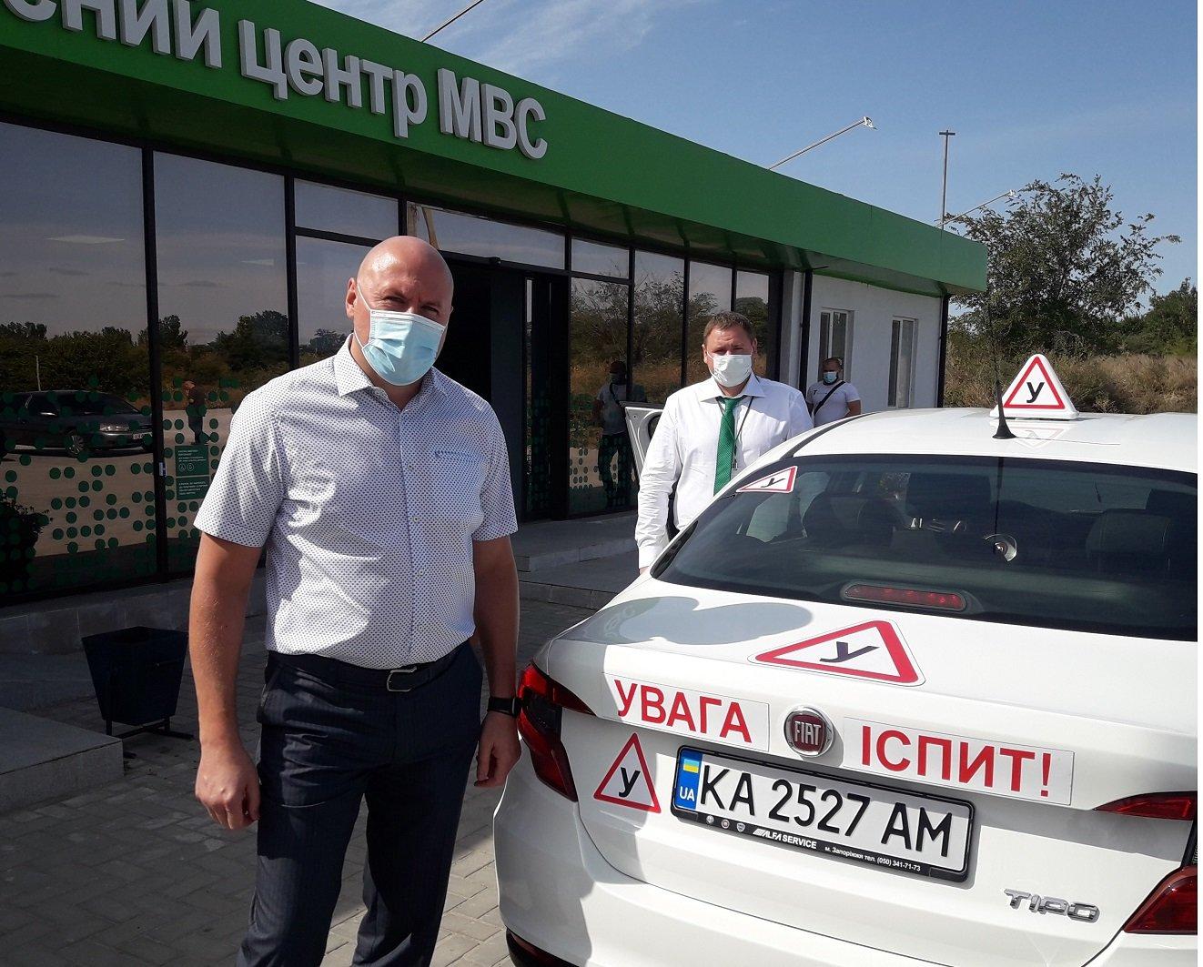 В Солнечном открылся новый Сервисный центр МВД, - ФОТО, фото-1