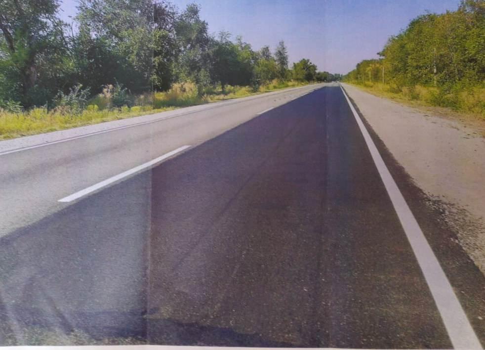 Подрядчик отремонтировал дорогу в Запорожском районе по гарантии только после вмешательства прокуратуры, фото-1