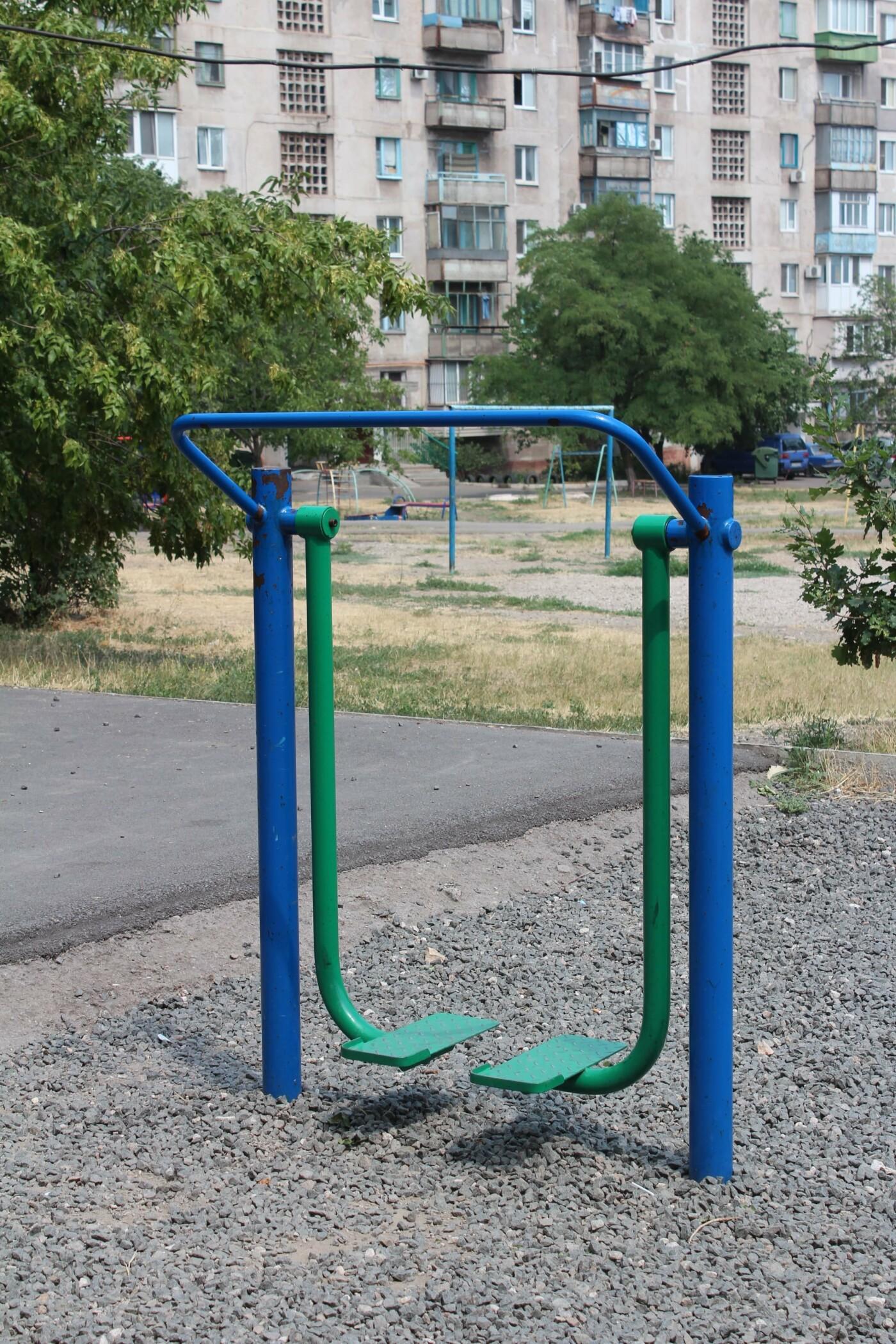 Наши дети – наше будущее. Обустройство детских и спортивных площадок в вашем городе, фото-5