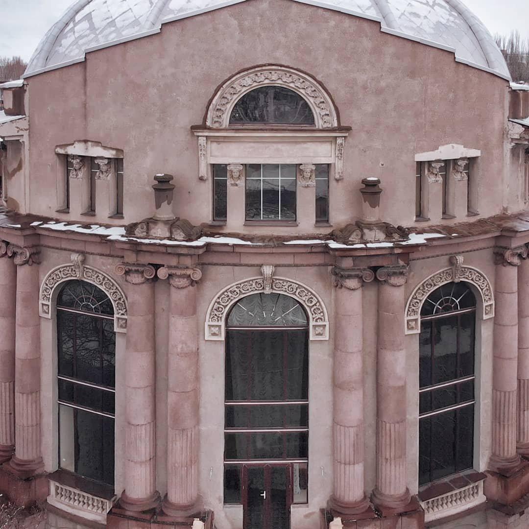 Здания с маскаронами: где в Запорожье можно увидеть интересные декоративные детали, - ФОТО , фото-6