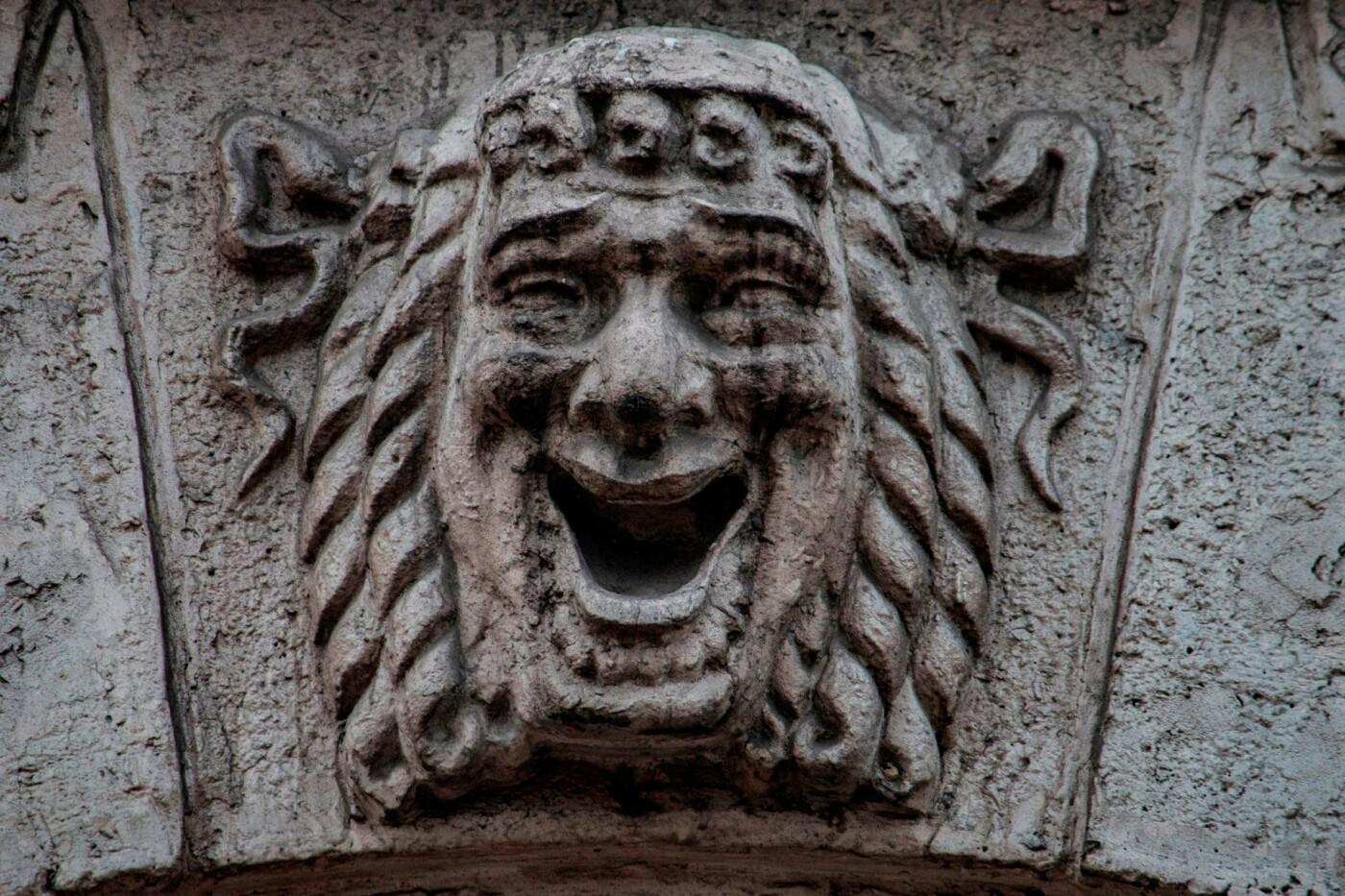 Здания с маскаронами: где в Запорожье можно увидеть интересные декоративные детали, - ФОТО , фото-11