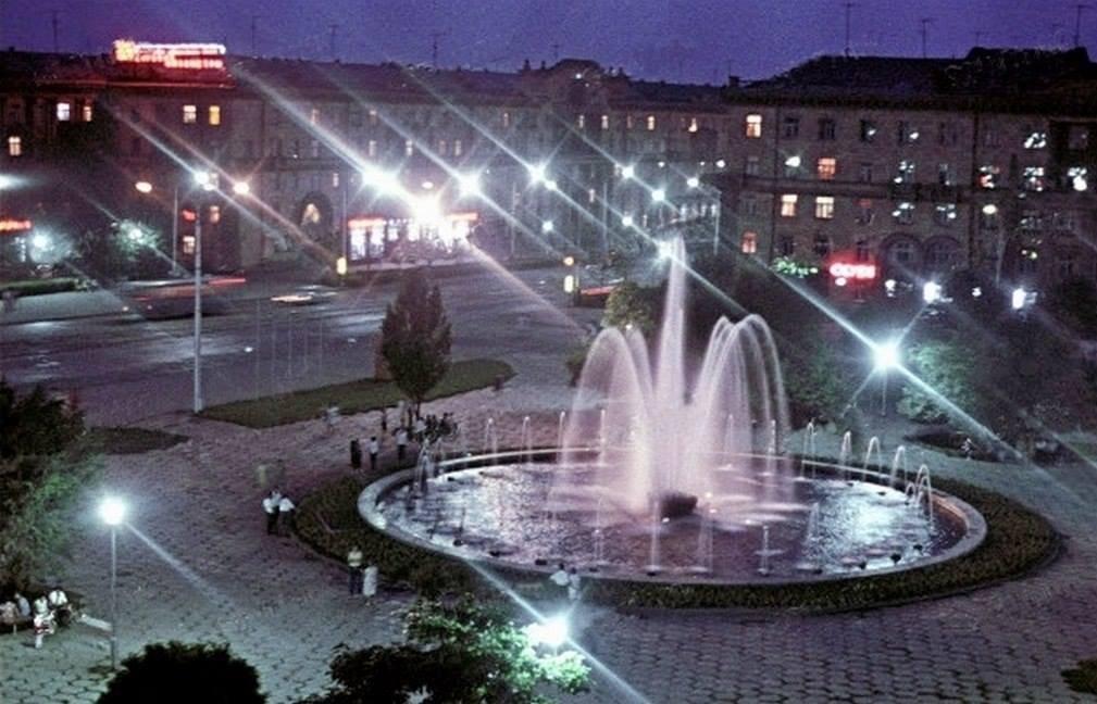 В Запорожье заработал фонтан на Маяковского - как он выглядел более 50 лет назад, - ФОТО, фото-14