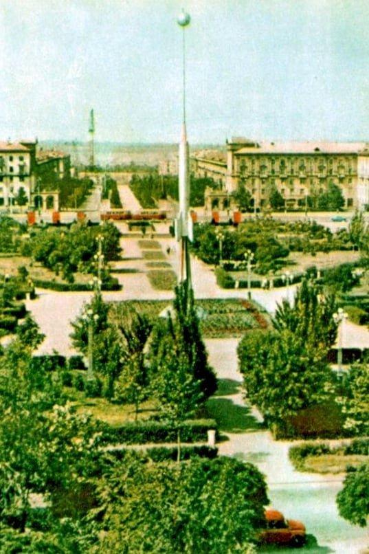 В Запорожье заработал фонтан на Маяковского - как он выглядел более 50 лет назад, - ФОТО, фото-2