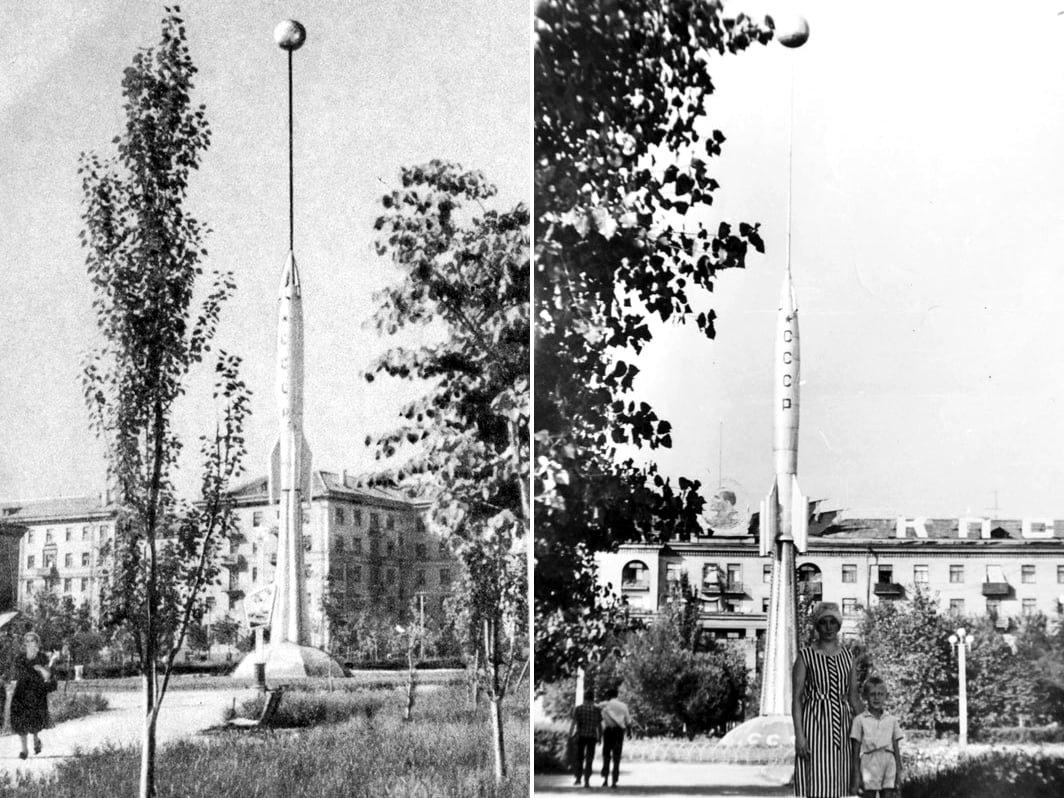 В Запорожье заработал фонтан на Маяковского - как он выглядел более 50 лет назад, - ФОТО, фото-1