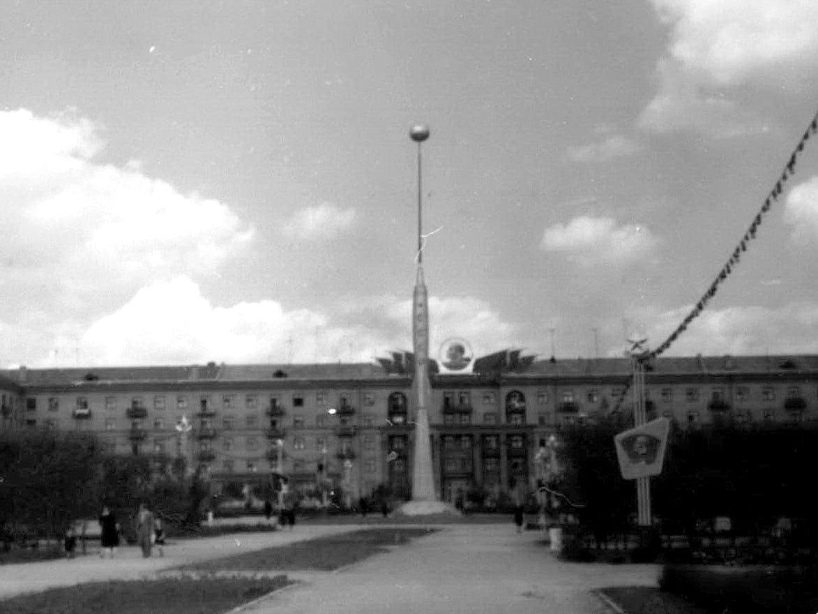 В Запорожье заработал фонтан на Маяковского - как он выглядел более 50 лет назад, - ФОТО, фото-3