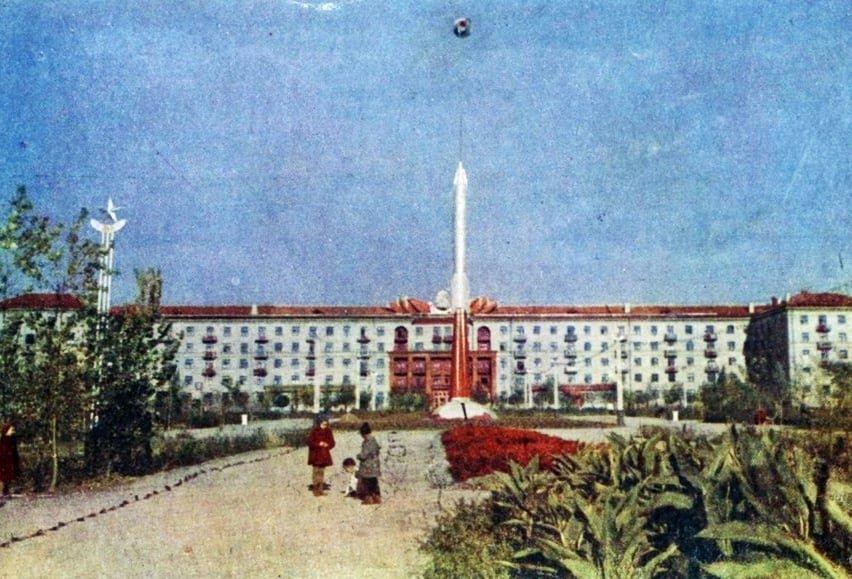 В Запорожье заработал фонтан на Маяковского - как он выглядел более 50 лет назад, - ФОТО, фото-4