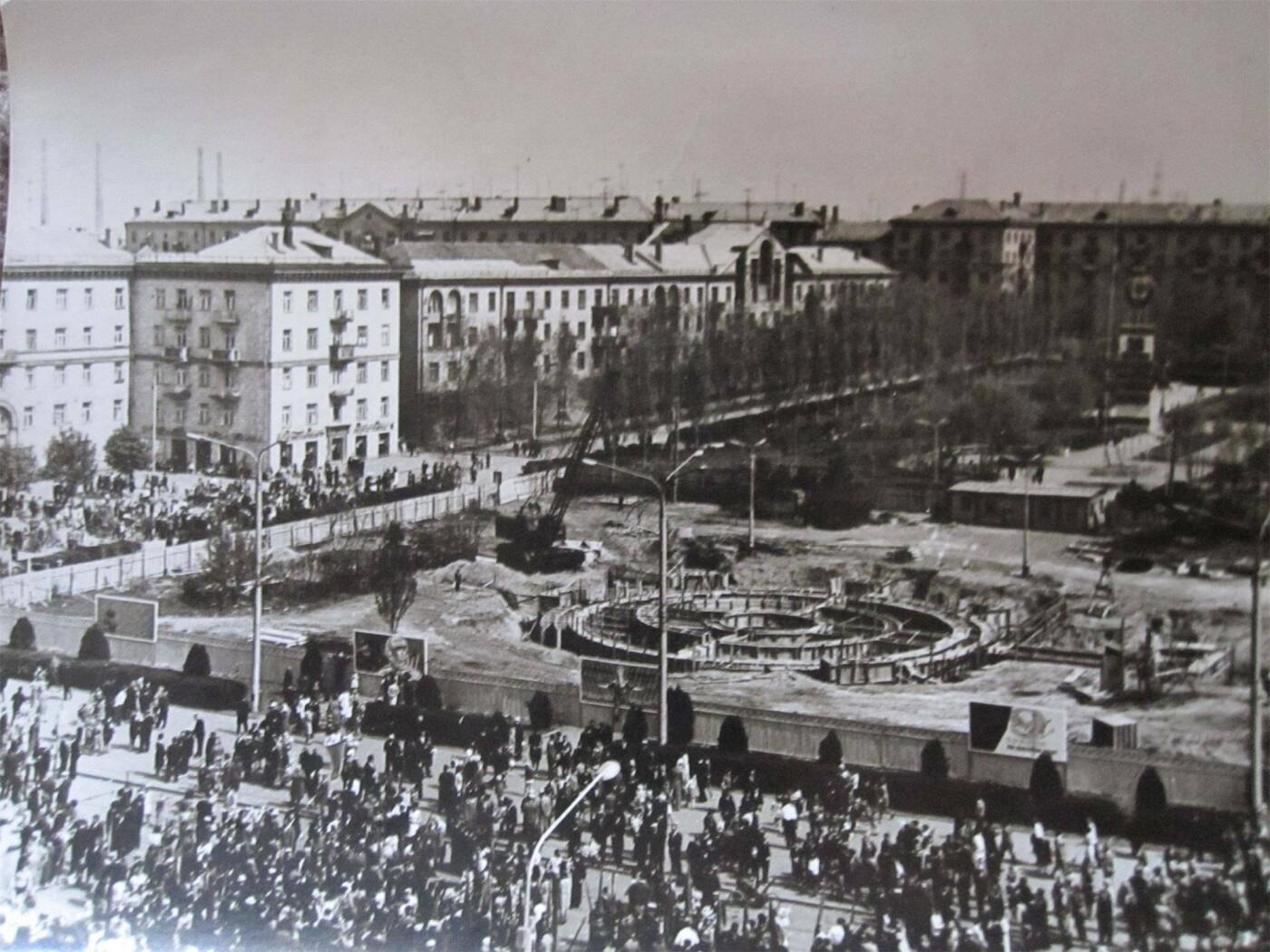 В Запорожье заработал фонтан на Маяковского - как он выглядел более 50 лет назад, - ФОТО, фото-7