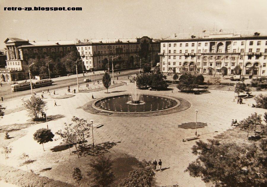 В Запорожье заработал фонтан на Маяковского - как он выглядел более 50 лет назад, - ФОТО, фото-10