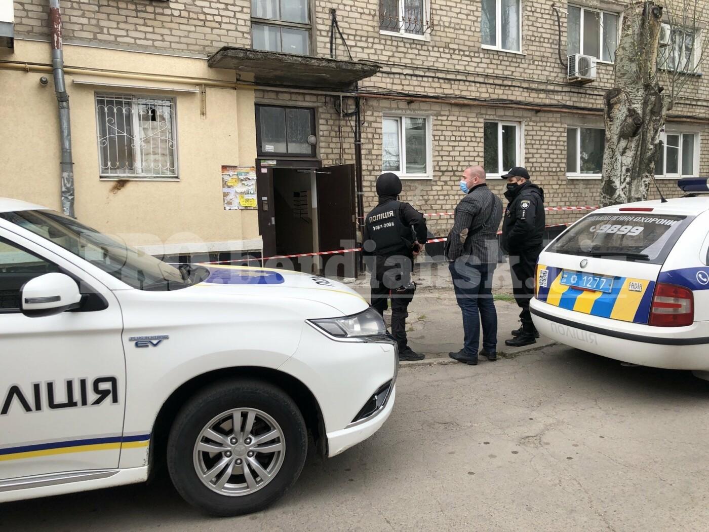 В Бердянске пытались взорвать гранату в многоэтажке, - СМИ, фото-1