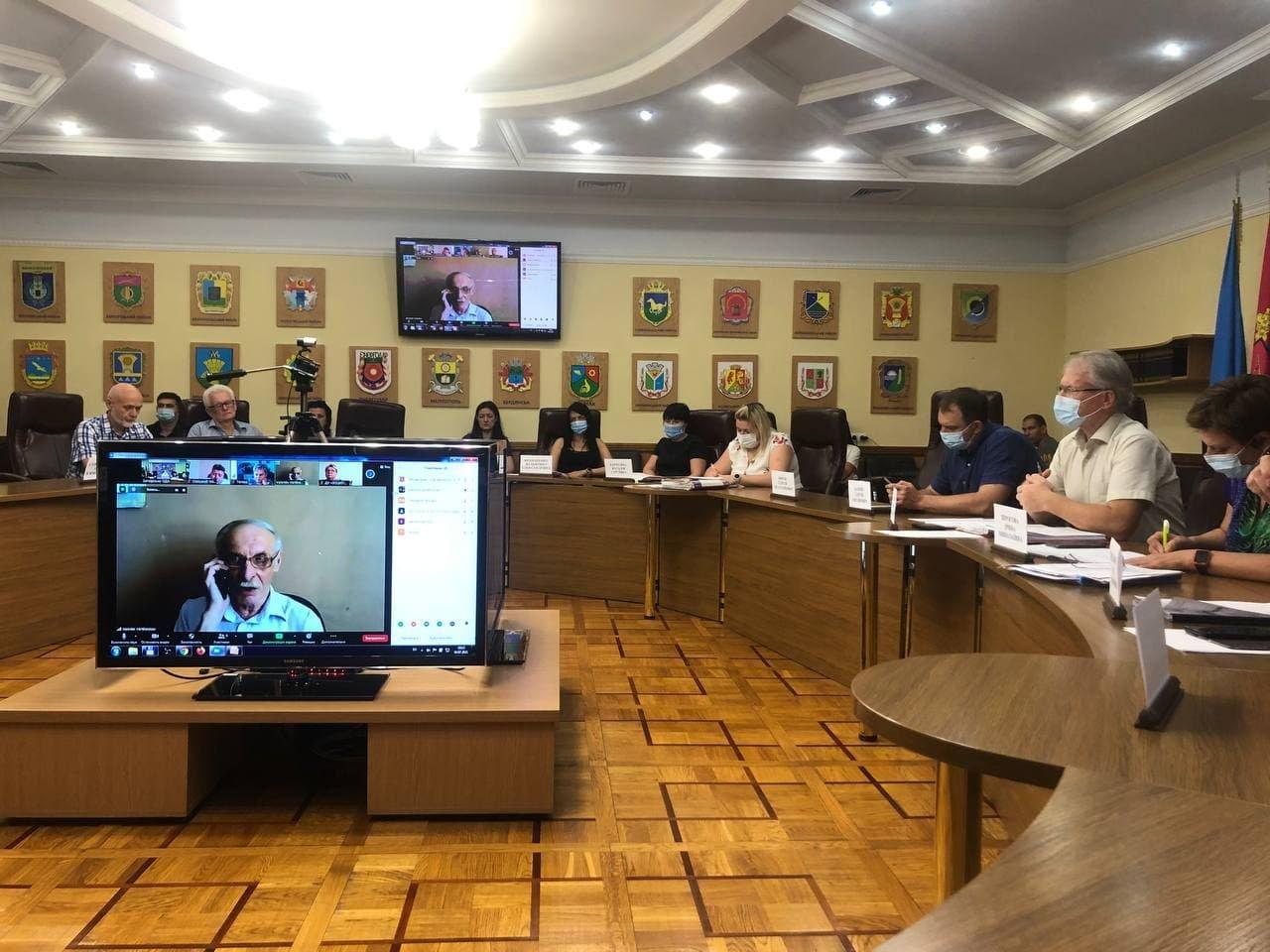«Нет уровней, которые бы представляли опасность»: рабочая группа при Запорожской ОГА рассмотрела результаты научных исследований по Беляев..., фото-2