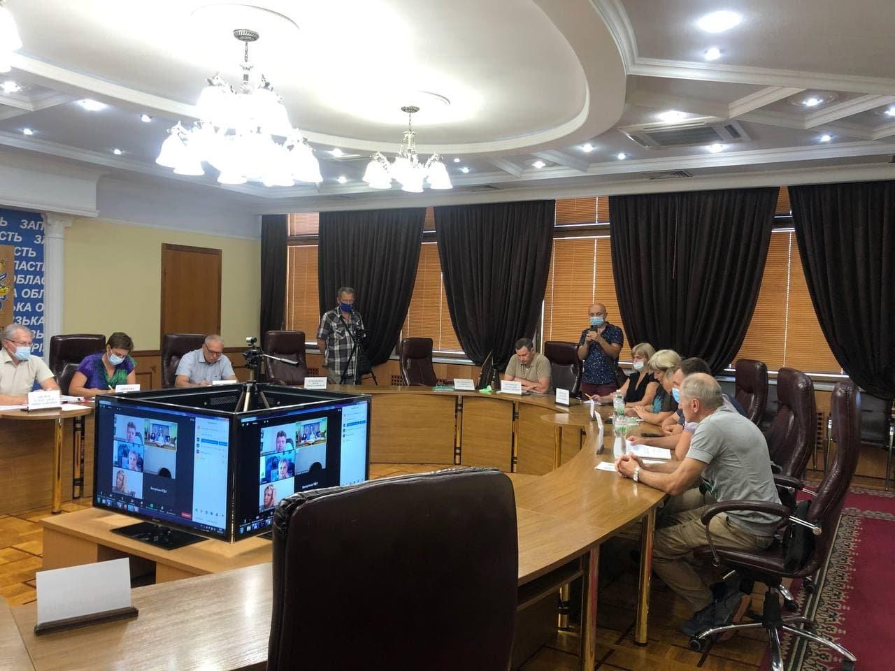 «Нет уровней, которые бы представляли опасность»: рабочая группа при Запорожской ОГА рассмотрела результаты научных исследований по Беляев..., фото-1