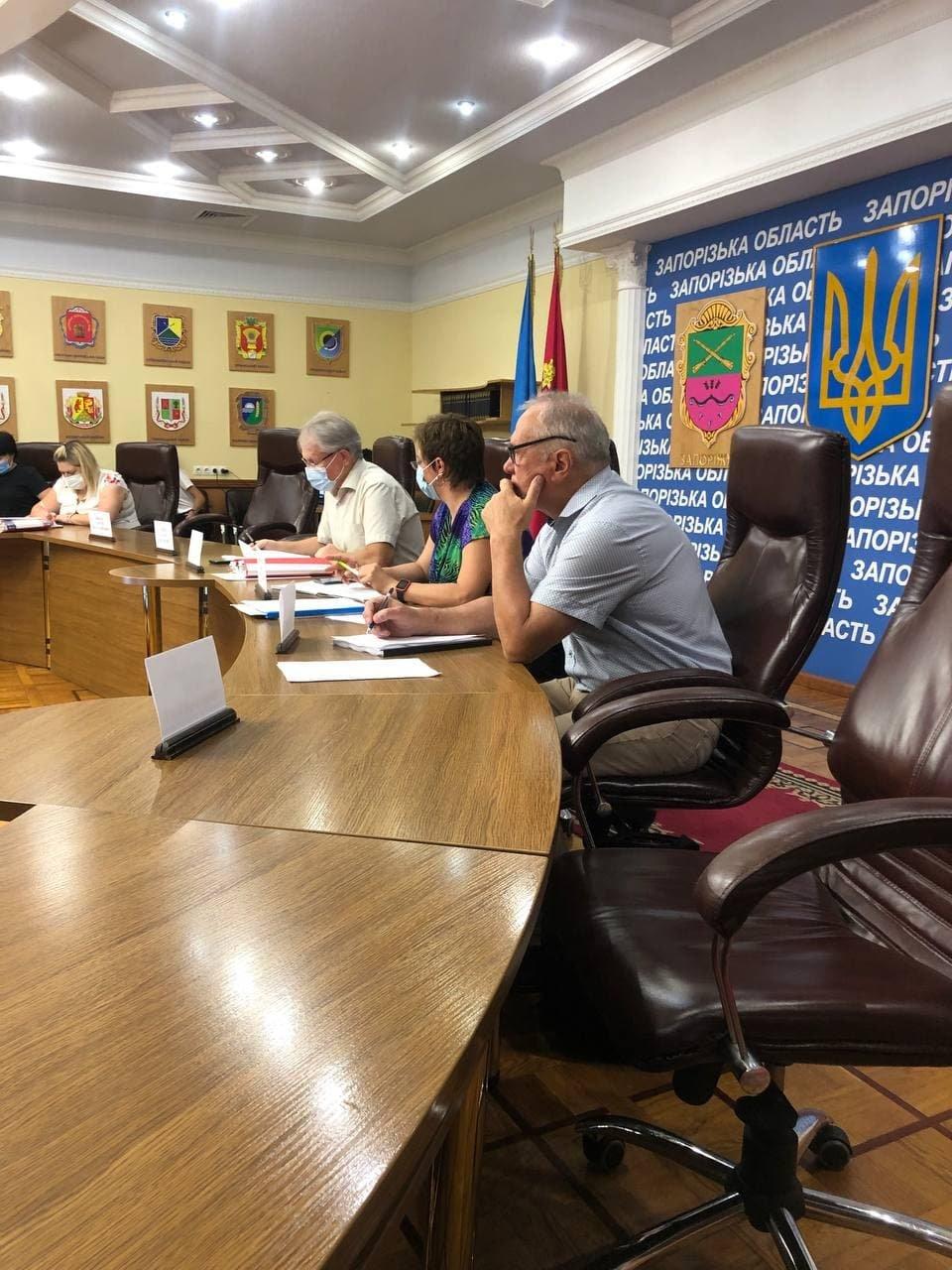 «Нет уровней, которые бы представляли опасность»: рабочая группа при Запорожской ОГА рассмотрела результаты научных исследований по Беляев..., фото-6