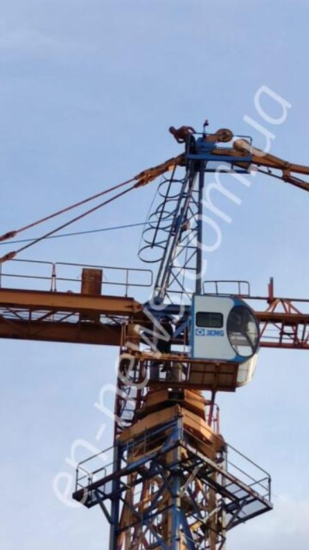 3 613ef59bc93bc - В Энергодаре мужчина угрожал спрыгнуть со строительного крана, - ФОТО