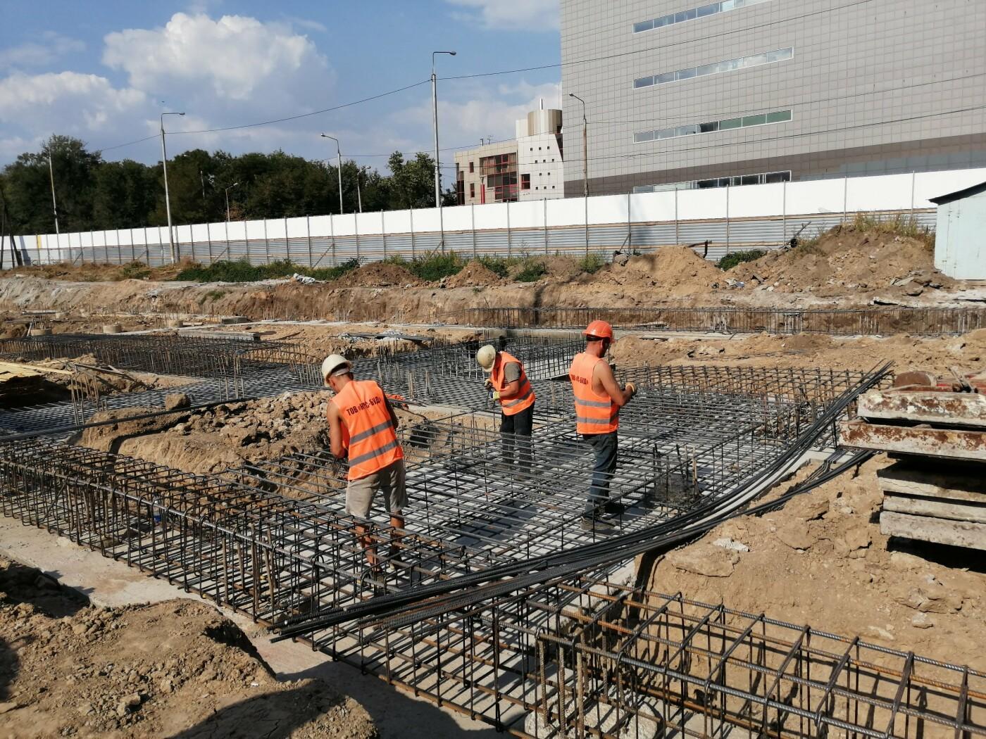 Хід будівництва ЖК Osnova