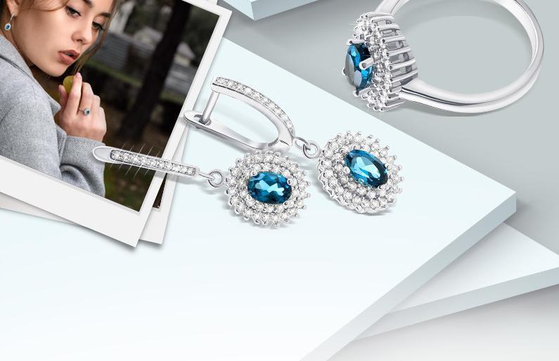 b9f21d38ab12 Запущен интернет-магазин нового молодежного бренда серебряных украшений  «Срібна Країна»