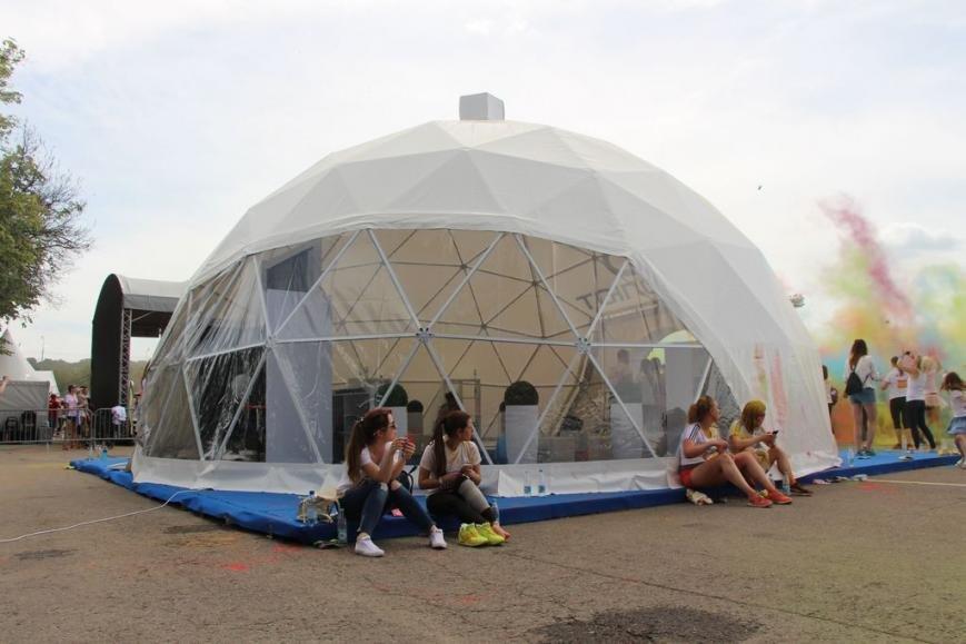 Купольные конструкции от «Dome4Home»